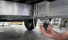 2020 Floe Cargo Max 5x8 2.5K Steel Wheel Utility Trailer