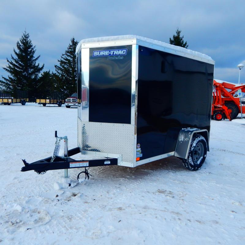 2020 Sure-Trac 5x8 3k Enclosed Cargo Trailer