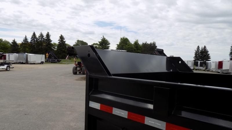 2020 Sure-Trac 82 IN X 12 LProfile 14K Scissor Dump