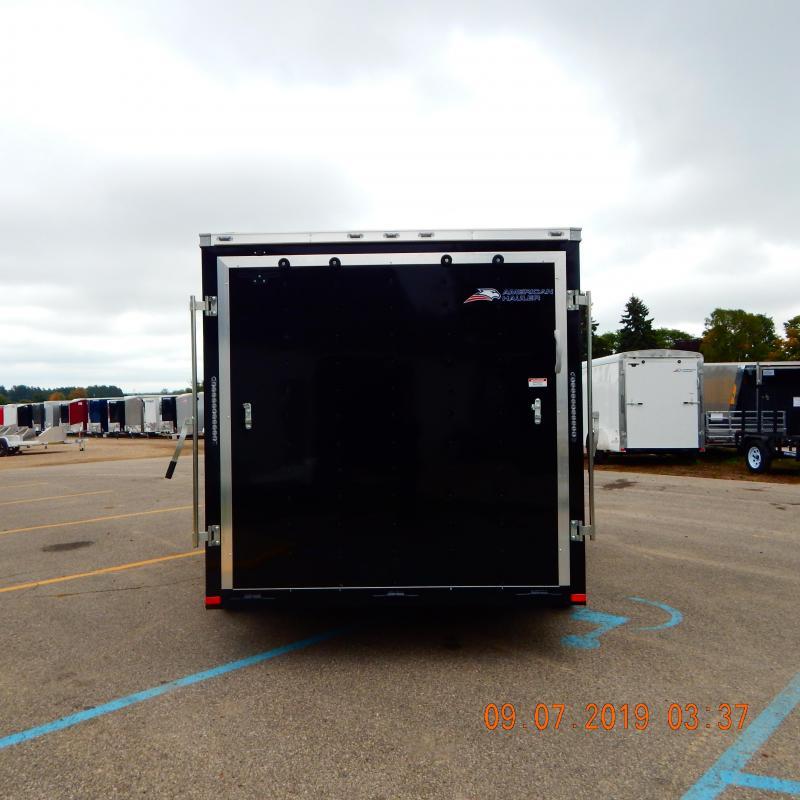 2019 American Hauler Industries 7x14 Arrow 7k Enclosed Cargo Trailer