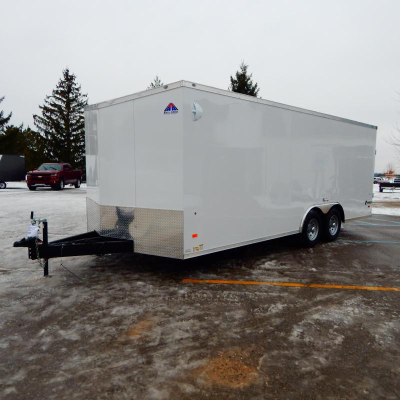 2020 Haul-About 8.5x20 10k Cougar Car / Racing Trailer