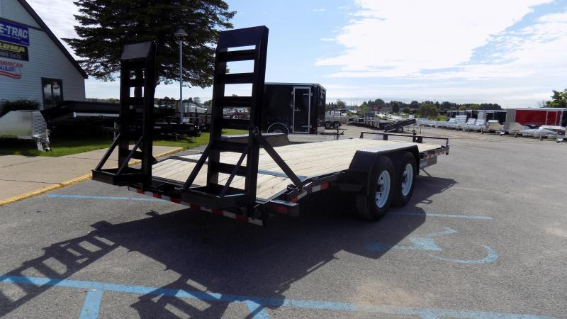 2019 Sure-Trac 7x22 implement 16k Equipment Trailer