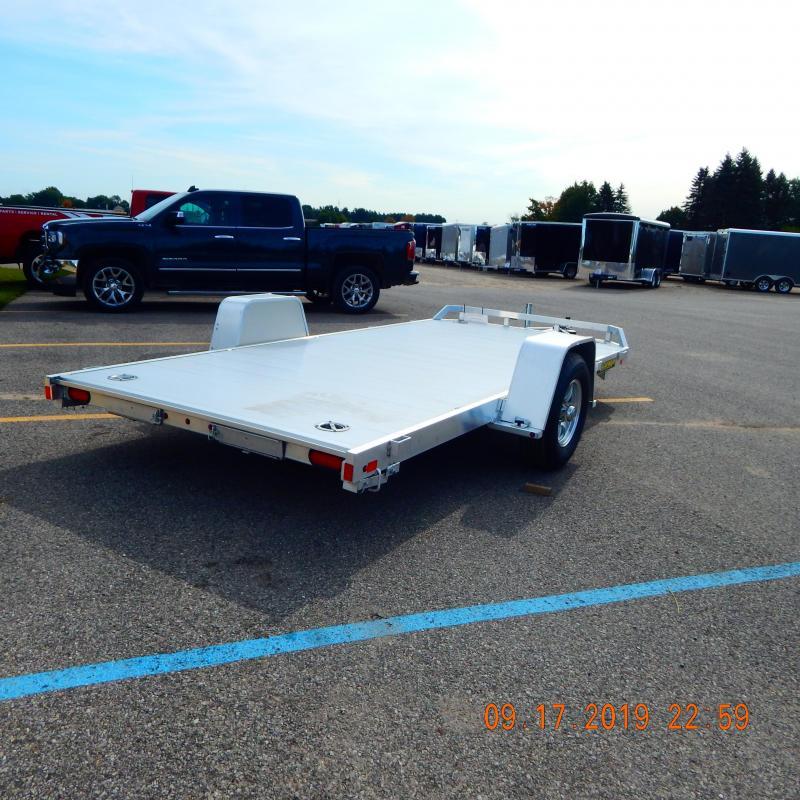 2020 Aluma 7x14 5k Utility Trailer