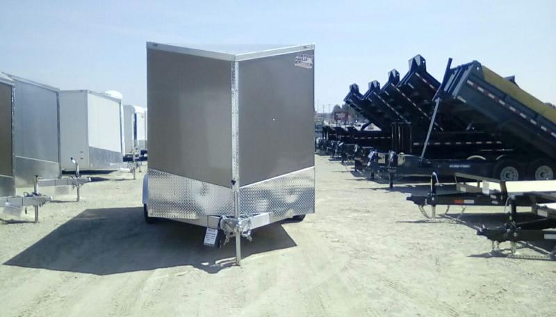 2019 American Hauler Industries 7x16 Night Hawk 7k Enclosed Cargo Trailer