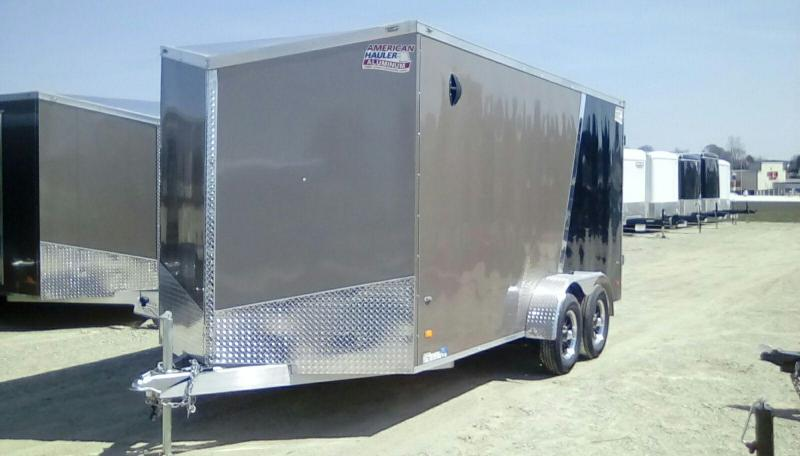 2019 American Hauler Industries 7x16 Night Hawk 7k Enclosed Cargo Trailer