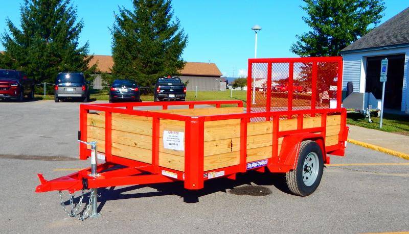 2020 Sure-Trac 5x10 3k 3 Board Utility Trailer
