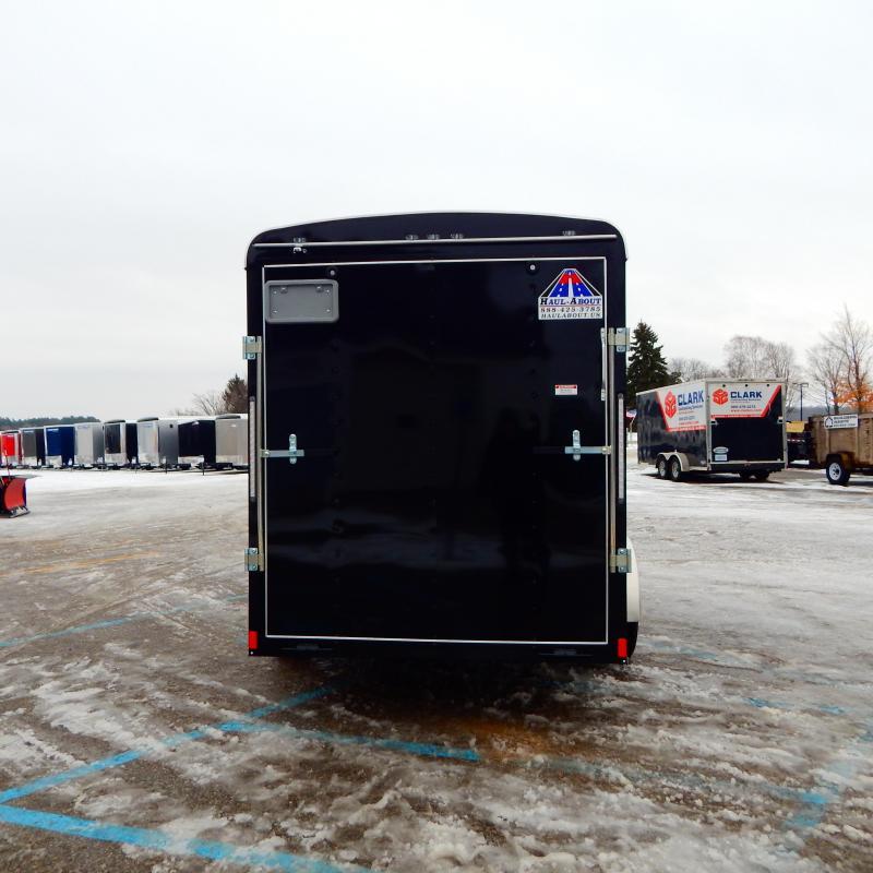 2020 Haul-About 6x12 3k Lynx Enclosed Cargo Trailer