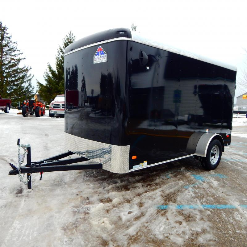 2020 Haul-About 6x12 3k Lynx Enclosed Cargo Trailer