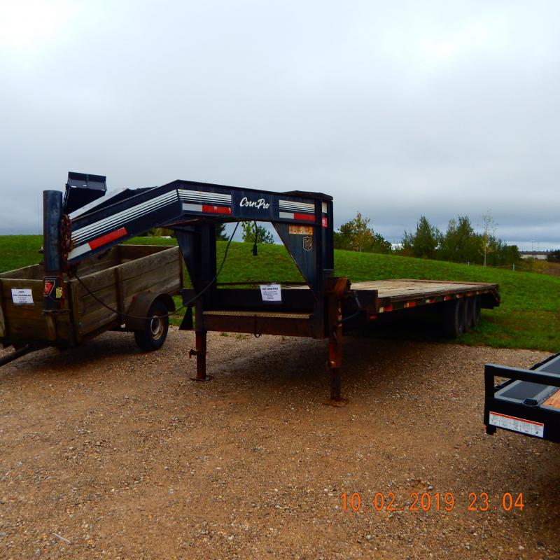 2005 CornPro Trailers 8.5x245 21k Equipment Trailer