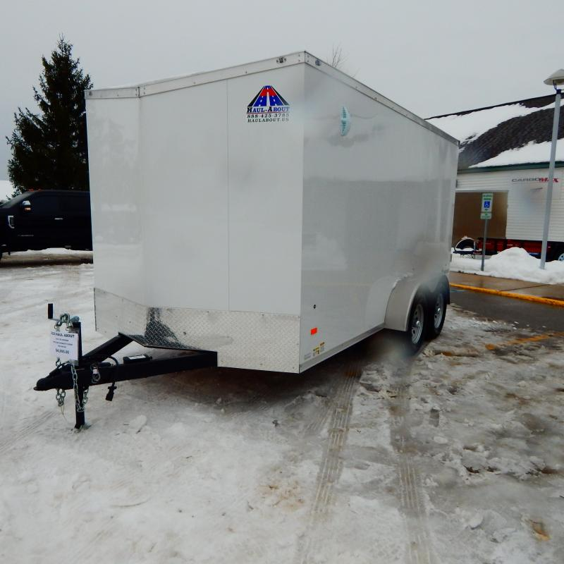 2020 Haul-About 7x14 7k Cougar Enclosed Cargo Trailer