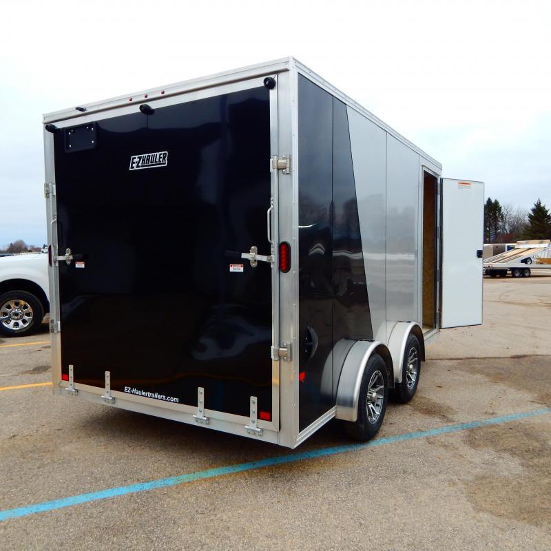 2020 EZ Hauler 7.5x14 7k Enclosed Cargo Trailer