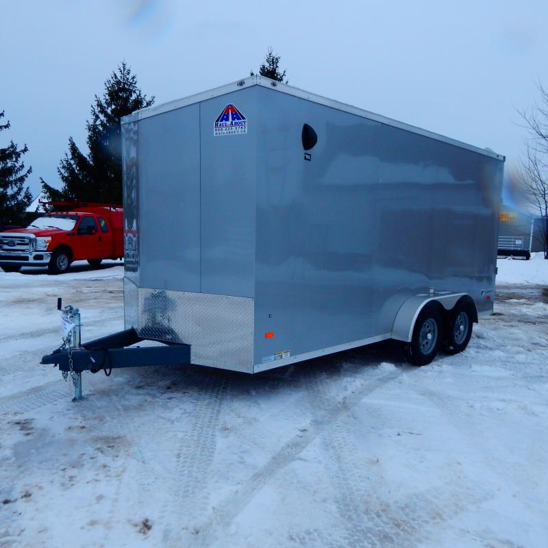 2020 Haul-About 7x16 7k Panther Enclosed Cargo Trailer