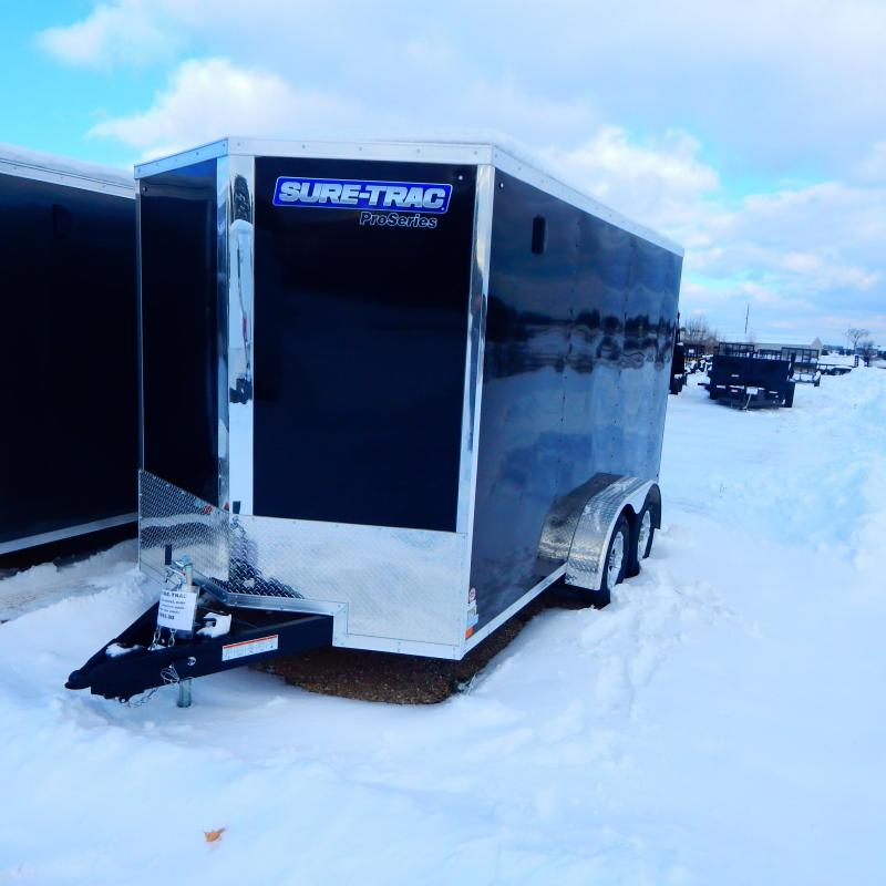 2020 Sure-Trac 7x14 7k Enclosed Cargo Trailer