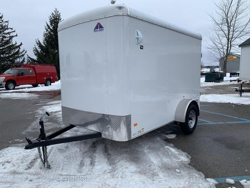 2020 Haul-About 6x10 3k Lynx Enclosed Cargo Trailer