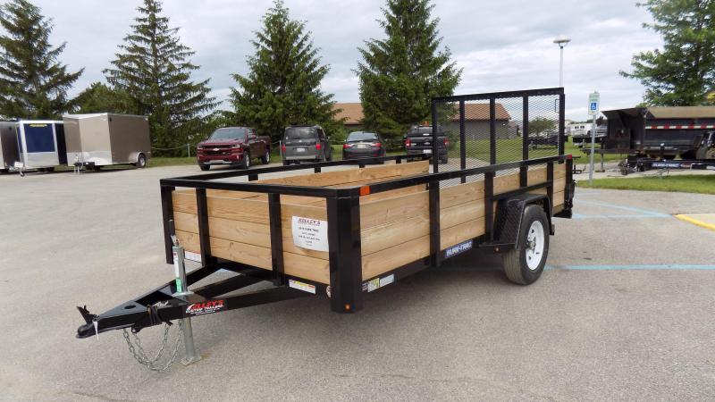 2020 Sure-Trac 6x12 3k 3 Board Utility Trailer