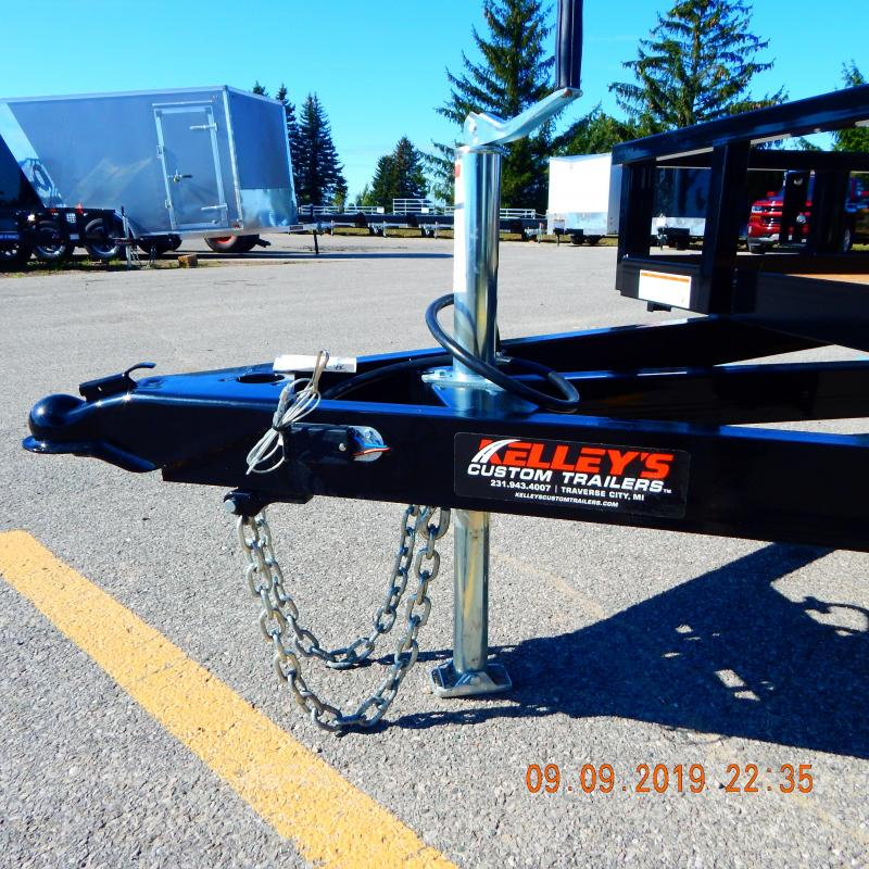 2020 Sure-Trac 7 X 18 Tube Top Utility  10K Tandem
