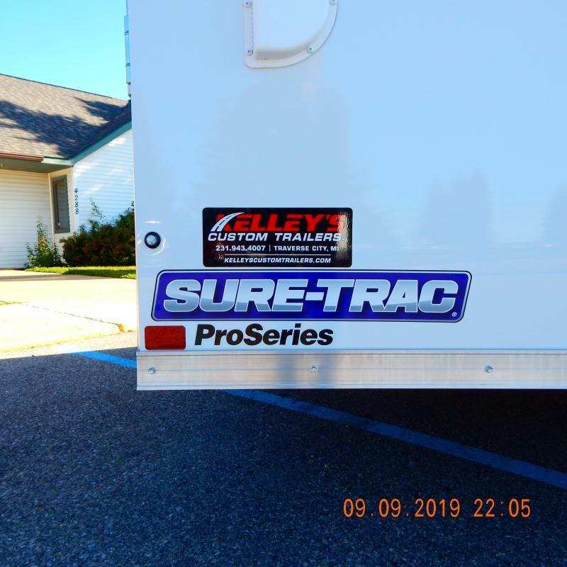 2019 Sure-Trac 8.5x28 Pro Series Wedge C Hauler TA 10K