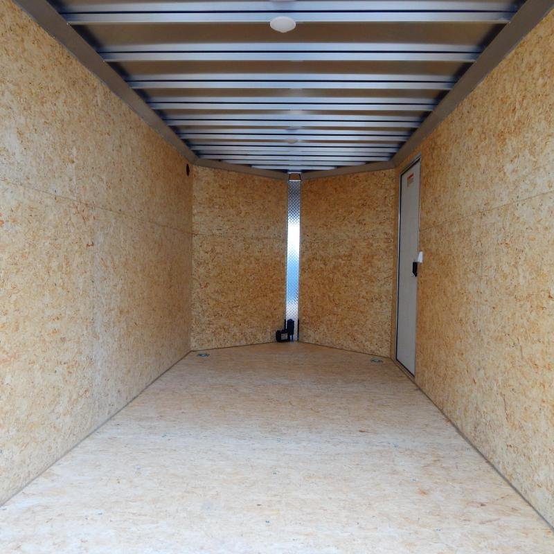 2020 EZ Hauler 7x14 7k Ultimate Contractor Enclosed Cargo Trailer