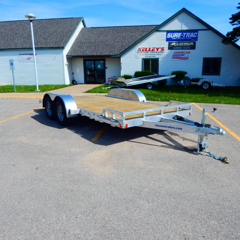 2020 Mission 8x16 7k Car / Racing Trailer
