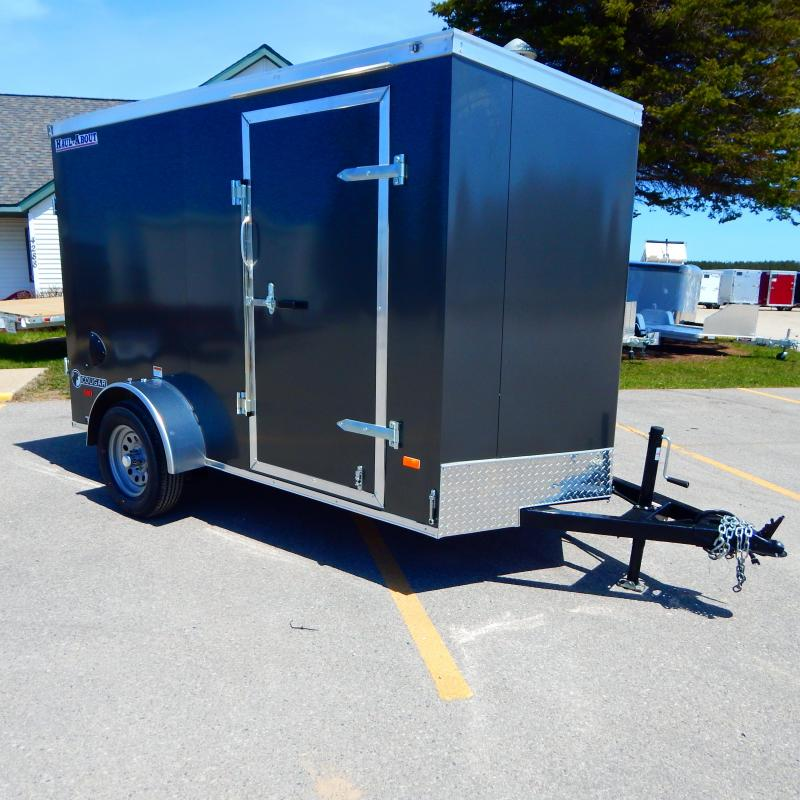 2020 Haul-About 5x10 3k Cougar Enclosed Cargo Trailer