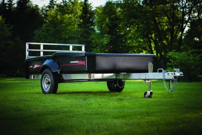 2020 Floe 6X9.5 3.5k Cargo Max Steel Wheels Utility Trailer