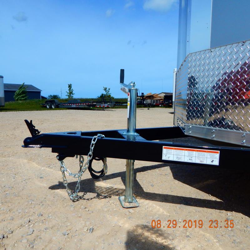 2020 Sure-Trac 6x10 3k Pro-Series Wedge Enclosed Cargo Trailer