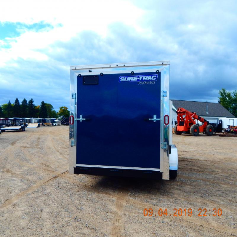 2020 Sure-Load 7x16 7k Pro-Series Wedge Enclosed Cargo Trailer