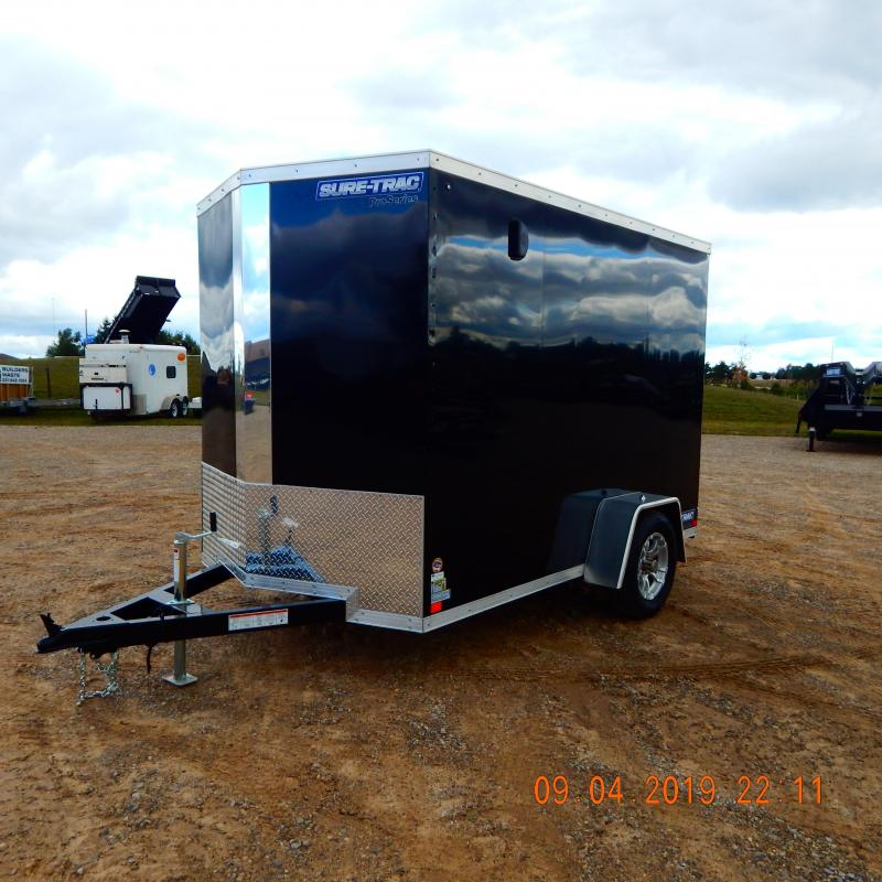 2020 Sure-Trac 6x10 3k Pro-Series Wedge Enclosed Cargo Trailer