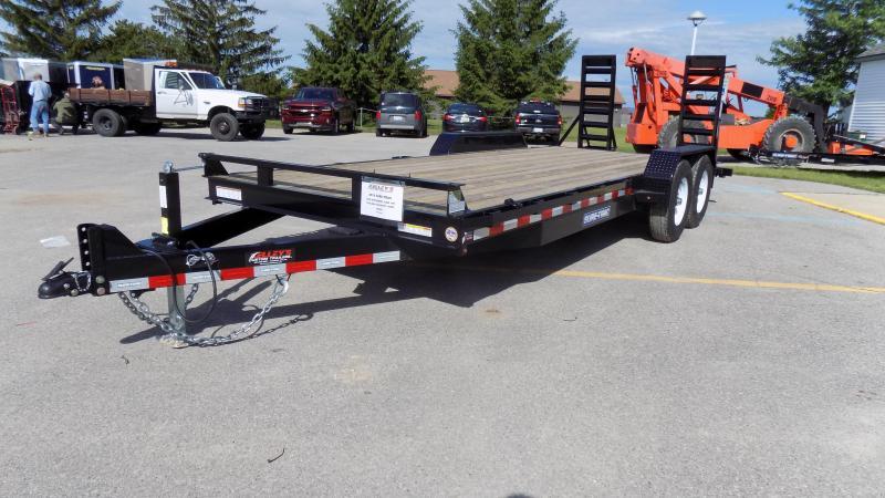2019 Sure-Trac 7x20 Implement 14k Equipment Trailer