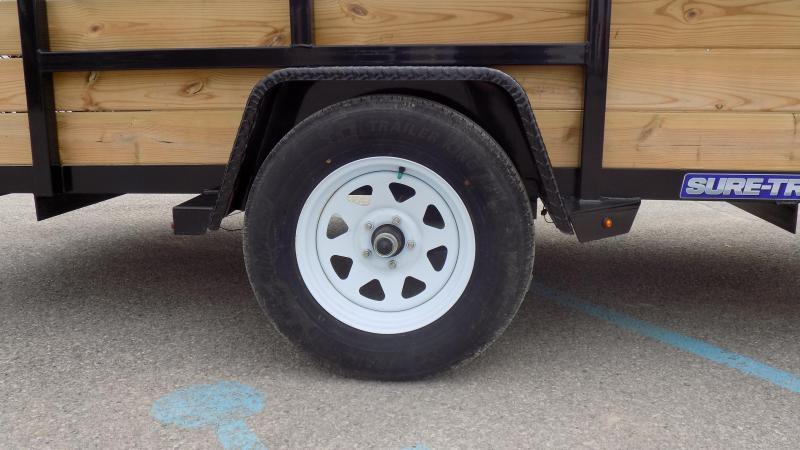 2020 Sure-Trac 5x10 3k 3Board Utility Trailer