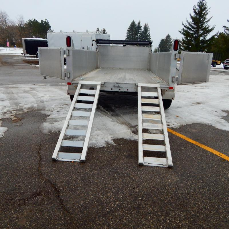 2020 Mission 6x10 7k Telescopic Dump Trailer