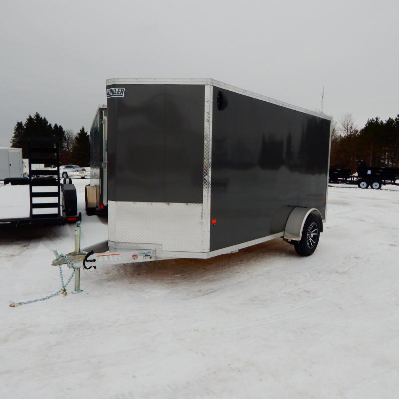 2020 E-Z Hauler 6x12 3k Enclosed Cargo Trailer