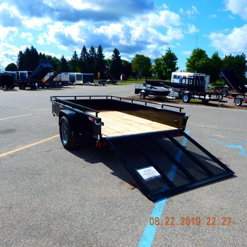 2020 Sure-Trac 6 x 12 Steel High Side  3k Idler