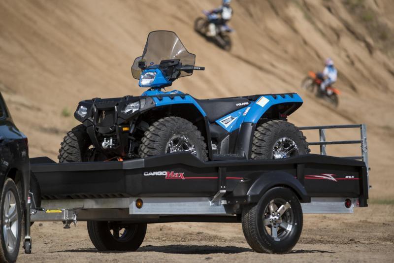 2020 Floe Cargo Max 6x13 3.5k Steel Wheels Utility Trailer