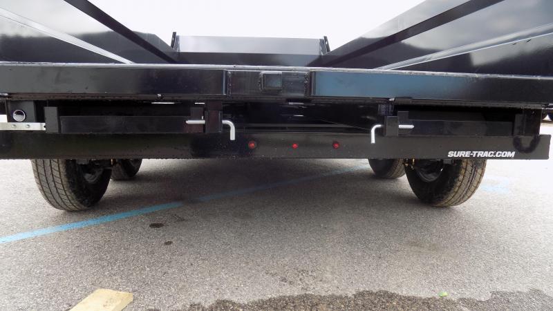 2020 Sure-Trac 7x14 Scissor 16K Dump Trailer