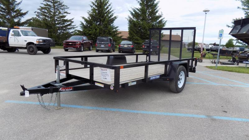 2020 Sure-Load 5x10 Tube Top 3k Utility Trailer