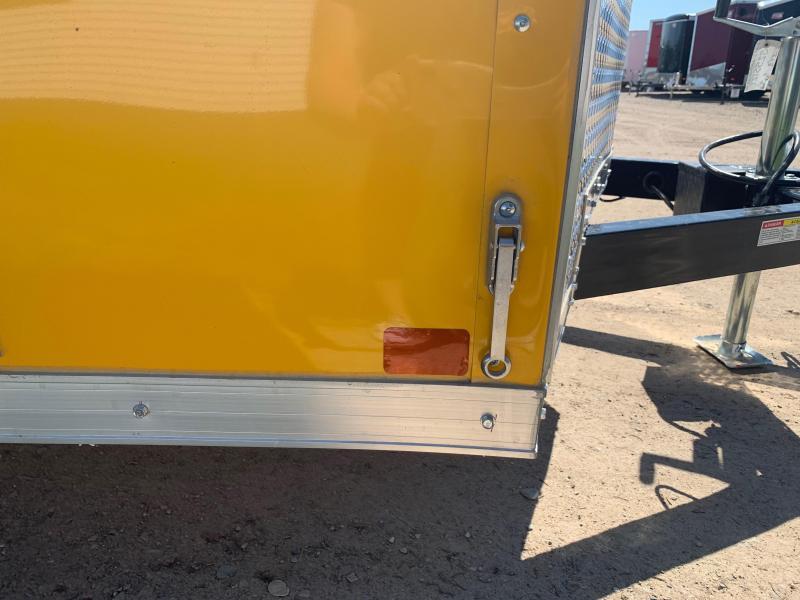 2019 Sure-Trac 6 x 12 Pro Series Wedge Cargo SA 5K BRK