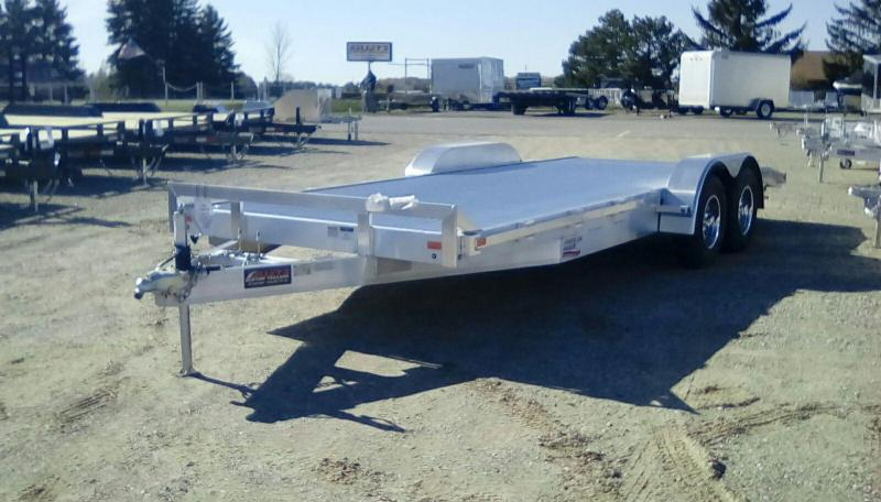 2018 American Hauler Industries 7X20 Car / Racing Trailer