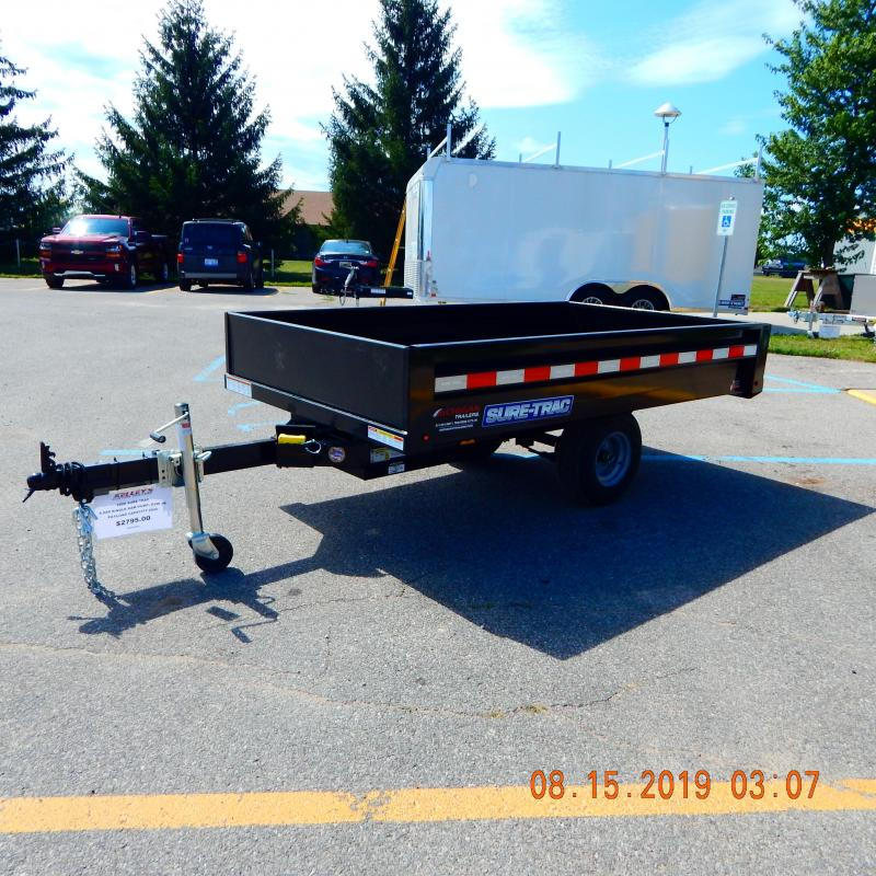 2020 Sure-Trac 4.5x8 3k Single Ram Dump Trailer
