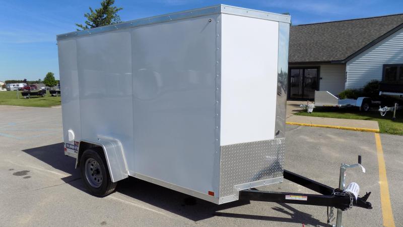 2019 Sure-Trac 5 x 10 Pro Series Wedge Cargo SA