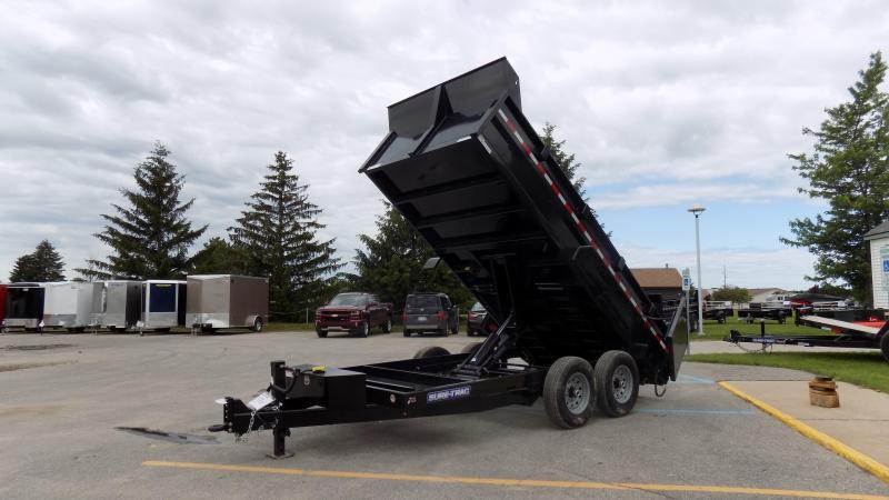 2019 Sure-Trac 7X14 LP 14K Scissor Dump
