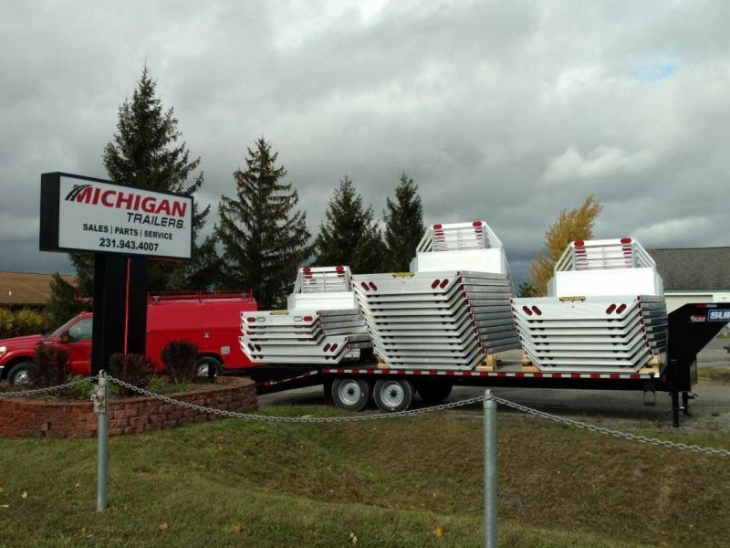 2020 Aluma 7'6''x8'10'' Truck Bed