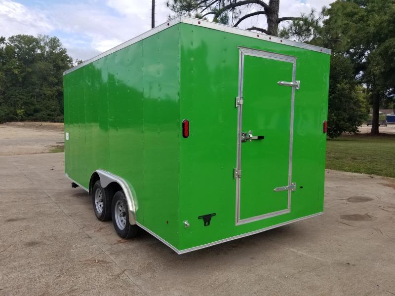 2019 Salvation Trailers 8.5X16 Vending / Concession Trailer