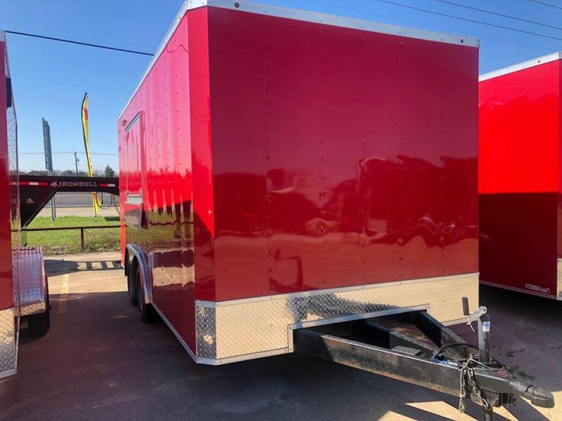 2020 Salvation Trailers 8.5X16 Vending / Concession Trailer