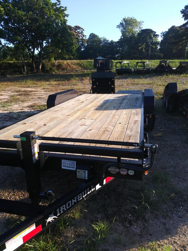 2019 Norstar 83X20 Equipment Trailer