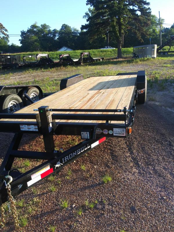 2019 Norstar 83X22 Equipment Trailer