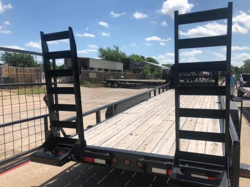 2018 Iron Bull 83X26 GOOSENECK Utility Trailer
