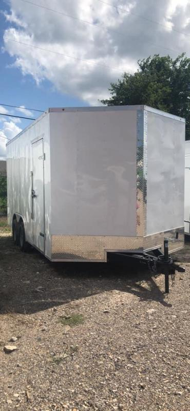 2020 Other 8.5X20 ENCLOSED Enclosed Cargo Trailer