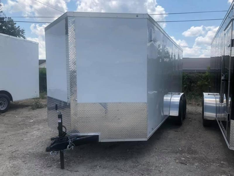 2020 8.5X18TA Enclosed Cargo Trailer