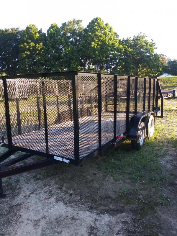 2019  LANDSCAPE EQUIPMENT TRAILER